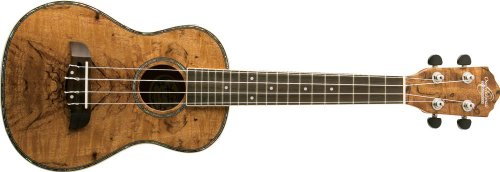 Oscar Schmidt by Washburn OU7 Long Neck Concert Ukulele