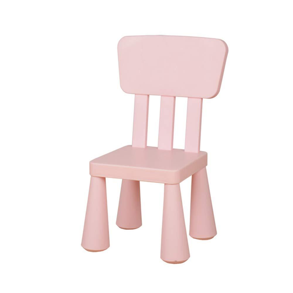 Kindertisch Und Stühle, Für Den Innen- Und Außenbereich Geeignet, Spieltisch Aktivitäts Tisch Esstisch Schreibtisch 1-7 Jahre Alter Junge Und Mädchen Rosa 1 chair