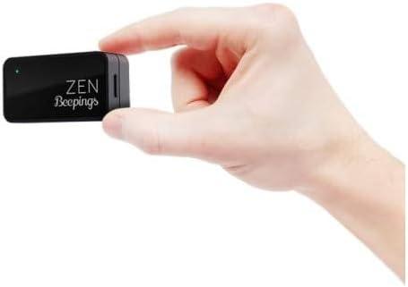 Tracker GPS Zen avec Fixation aimant/ée et Alerte Anti-Vol d/étecteur de Mouvement pour Voitures Motos et Scooters Abonnement et Services Inclus !