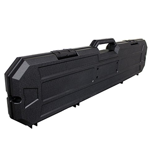 40″ #759 Black Hard Rifle Case with Convoluted Foam