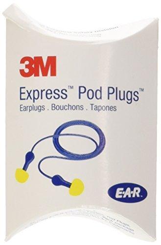 E-A-R MMM3111114 NRR 29 Corded Foam Ear Plugs [並行輸入品]   B01LXBH5X2