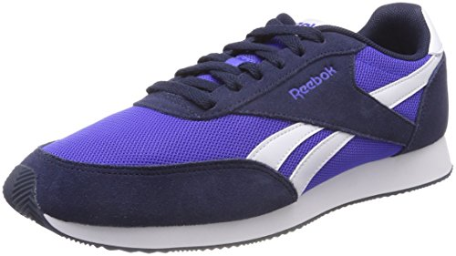 Running Reebok Para Navy 000 Zapatillas Hombre Blue White 2 Collegiate Acid Azul CL Jogger Royal Cp de qqxUABw