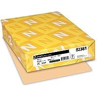 Neenah Exact Vellum Bristol, 67 lb, 8.5 x 11 Inches, 250 Sheets, Tan