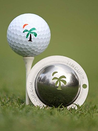 Logo Golf Ball Marker - 3