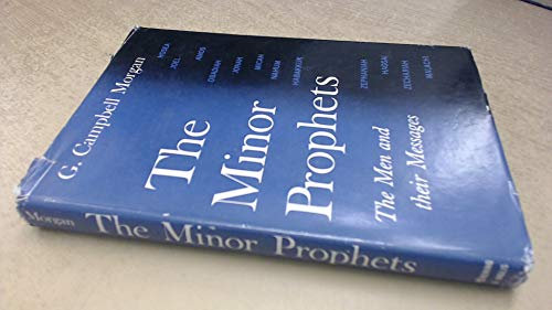 The Minor Prophets: The Men and Their Message for sale  Delivered anywhere in USA