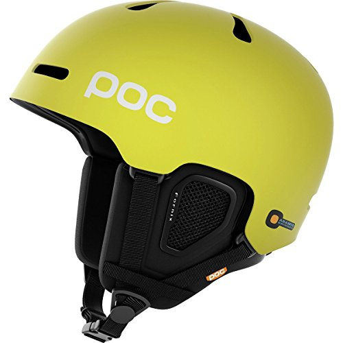 POC 2017/18 Fornix Ski Helmet – 10460 (Litium Yellow – M-L) For Sale