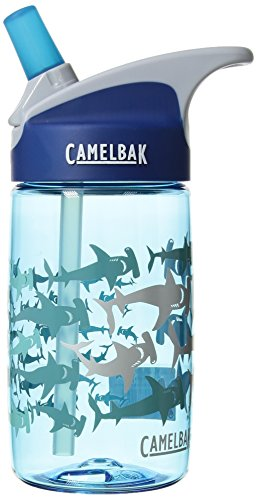 CamelBak eddy Kids Bottle, Hammerheads.4 L (Head Witch)