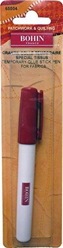 (Bohin Temporary Glue Stick for Fabrics)