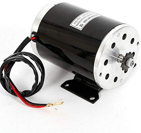 K-MY1020-DRV-PD 500W|750W|1000W 24V|36V|48V DC-Motor mit Steuerung Fusspedal MY1