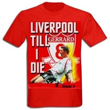 Steven Gerrard Liverpool T-Shirt
