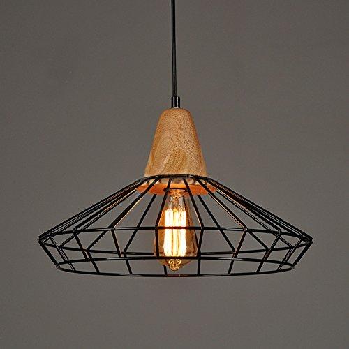 WINSOON Industrial DIY Metal Ceiling Lamp Light Vintage