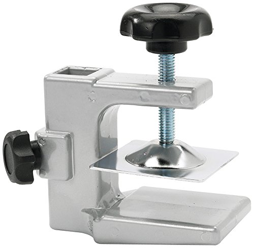 (Master Equipment PetEdge Adjustable Grooming Arm Clamp – Securely Attach an Arm to Any Grooming Table at Your Pet Salon)