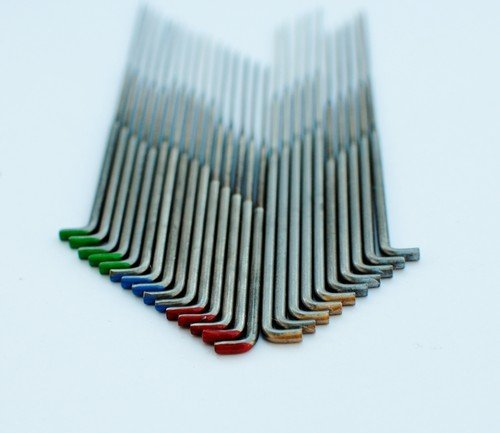 heidifeathers 25 Triangular Felting Needles – 5 Different Sizes