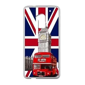 UK Flag London Big Ben Red Bus Personalized Custom Case For HTC One Max wangjiang maoyi