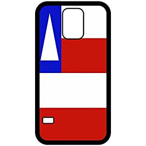 Bahia Flag Black Samsung Galaxy S5 Cell Phone Case - Cover by ruishername