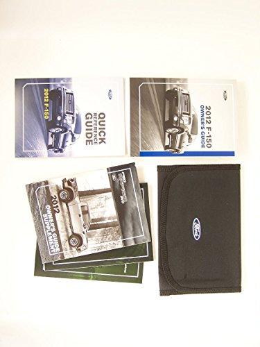 2012 Ford F150 SVT Raptor Owners Manual Portfolio Kit