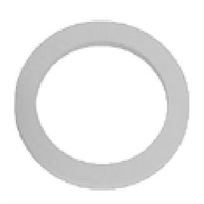 Curver Gnali & Zani GUA006/SIL Bague d'étanchéité pour Cafetière pour 6 tasses en silicone/Aluminium Gris 28 x 28 x 18 cm