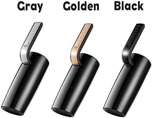Gooyshqi HCYOZ-CAIXCQ aspirateur Voiture, Aspirateur de Voiture Automatique à Main Aspirateur Mini Aspirateur Puissant Vaccum Cleaners 5kPa (Color : Gray) Gold