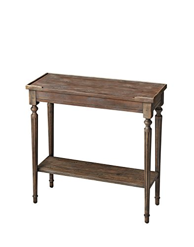 Butler specality company BUTLER 7036248 AUBREY DUSTY TRAIL CONSOLE TABLE