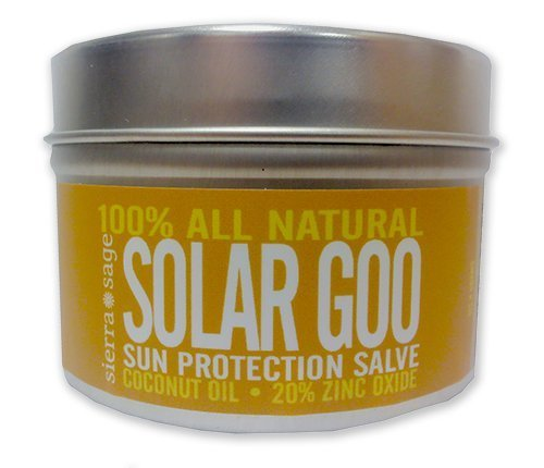 All Natural Sunscreen Recipe - 1