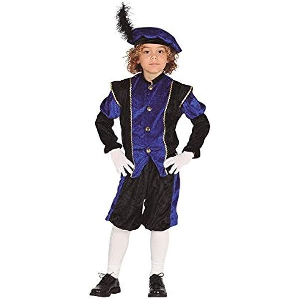Disfraz de Paje del Rey Melchor de niño: Amazon.es: Juguetes ...