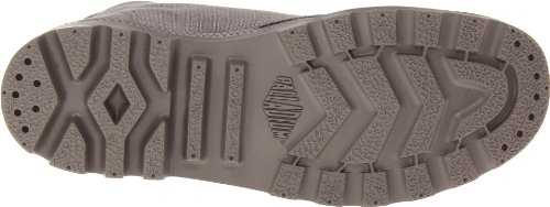 Palladium Mono Chrome, Zapatillas Unisex Adulto Gris (Dark Gray)