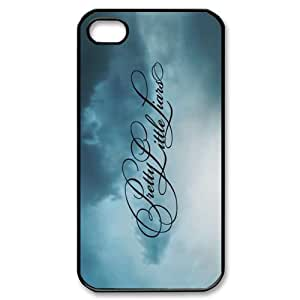 Pretty Little Liars - Design TPU Case Protective Skin For Iphone 4 4s iphone4s-81418