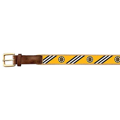 Boston Bruins Regatta Belt - Boston Genuine Belt