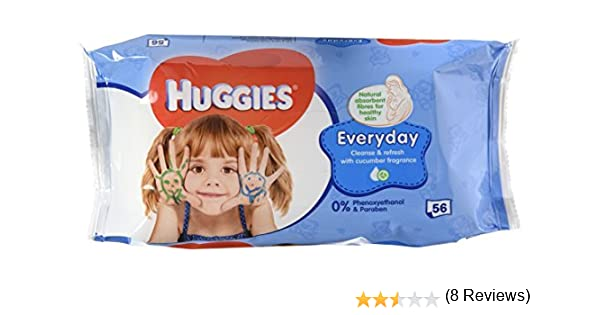 Huggies 2439160 Toallitas Multiusos para Bebé - 1 Pack: Amazon.es: Amazon Pantry