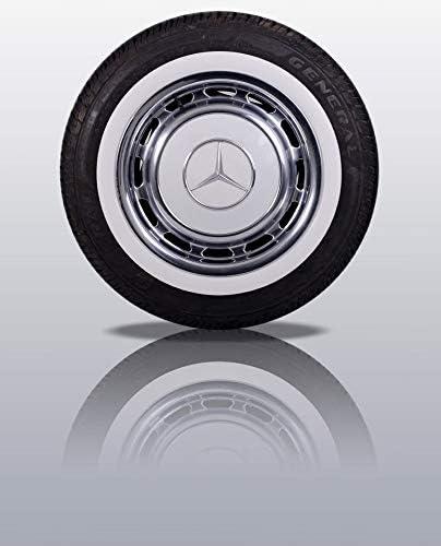 4 X Weißwandringe Atlas 12 13 14 15 17 18 Zoll Reifen Weißwandring Auto Rad