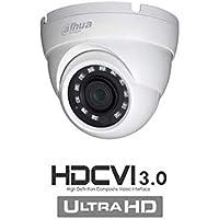 Dahua HDW2401 4MP HDCVI WDR IR Eyeball Camera, 120dB True WDR, 3DNR,Max 4MP real-time,3.6mm fixed lens,Max. IR length 30m, Smart IR,IP67, DC12V (NO LOGO OEM Local Support)