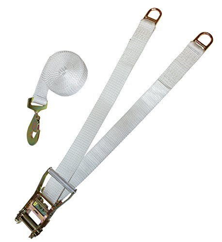 2'' x 15' Corner Tent Strap - Shippers Supplies by Shippers Supplies (Image #1)