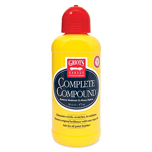 Griot's Garage 10862 Complete Compound 16 oz