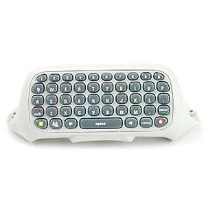 el teclado de mensajería para mando Xbox 360 (negro)