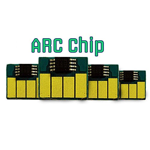 INKUTEN (TM) ARC Chip for Cartridge HP 950XL 951XL 950 HP 951 - Auto Reset Ink Level - Compatible to OfficeJet 8600 8610 8620 8630 8640 8660 8615 8625 CIS CISS Refillable