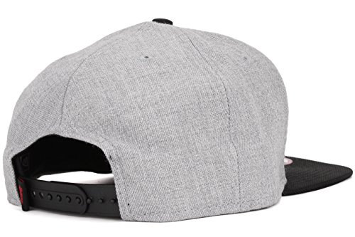New Era Snapback Cap - Manchester United heather gris