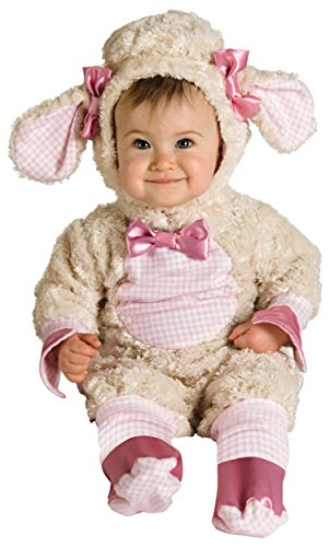 Lucky Lil Lamb Baby Infant Costume - ()