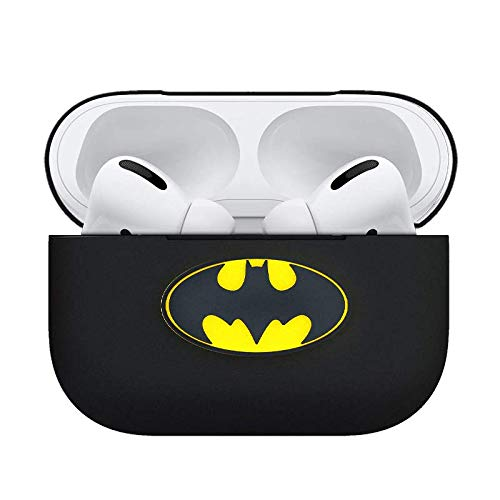 Batman Silicone Cover for Apple Airpods Pro(Cover Only) by Heropantee (B0834FV4NF) Amazon Price History, Amazon Price Tracker