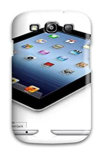 Slim Fit Tpu Protector Shock Absorbent Bumper Ipad Case For Galaxy S3