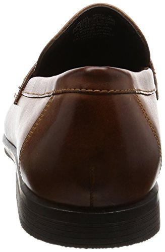 Slipper Connected Penny Style Herren Rockport Brown Braun Le qx8wzE