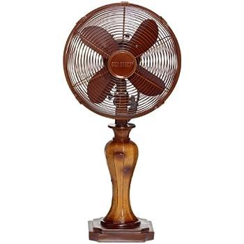 Amazon Com Deco Breeze Sambuca Table Top Fan Home Amp Kitchen