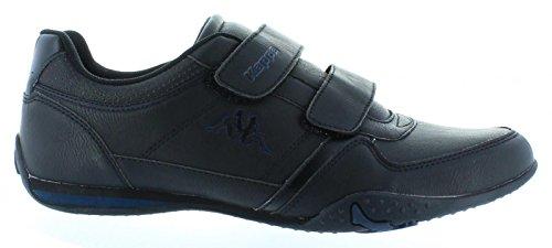 Chaussures de sport pour Homme KAPPA 303PTC0 MANILLE 980 BLACK-DK SAPHIRE