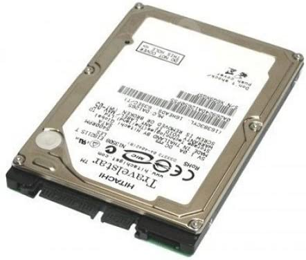 Hitachi 0A26618 TravelStar 100GB 7200 RPM 8MB Buffer SATA Enhance 7-pin 2.5 Inch Notebook Hard Drive.