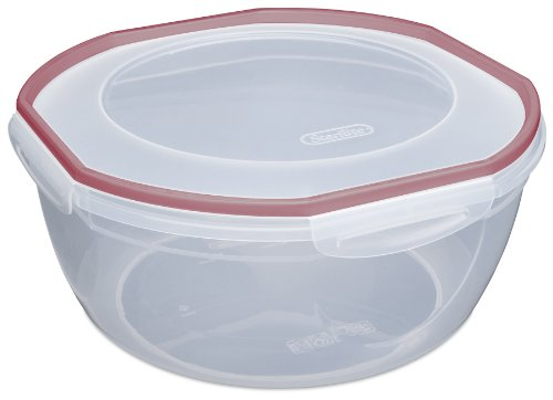 STERILITE 8 1 Quart Bowl Ultra Seal