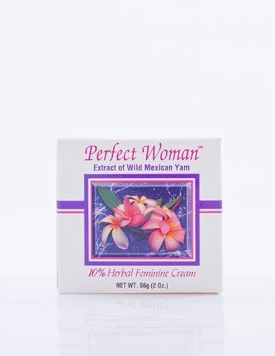 Perfect Woman Vaginal Crème eau base- Sex Amélioration