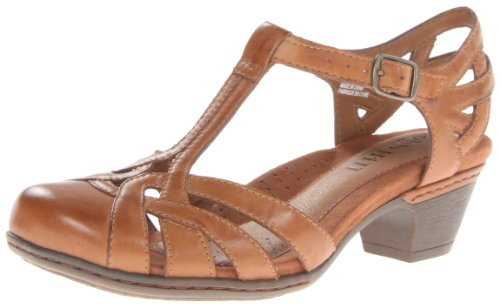 Rockport Cobb Hill Women's Aubrey Dress Pump,Tan,6.5 M US