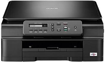 Brother DCP J 132 W - Impresora multifunción de Tinta (b/n ...