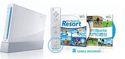 Nintendo Wii Sports & Resort Special Value Edition (Renewed)