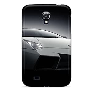 Anti-scratch And Shatterproof The Amazing Lamborghini Phone Case For Galaxy S4/ High Quality Tpu Case