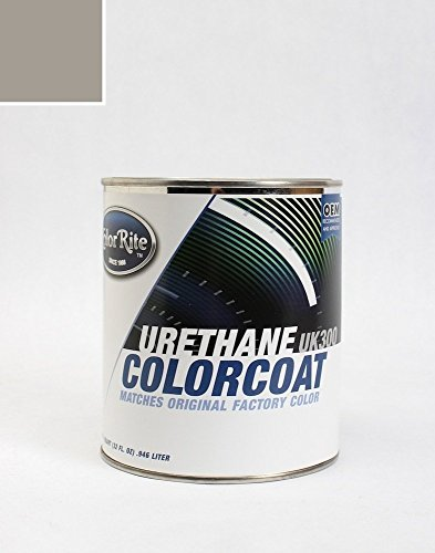 Colorrite Quart Toyota Rav4 Automotive Touch Up Paint Gray Pearl Metallic Clearcoat Cladding 196 Color Only